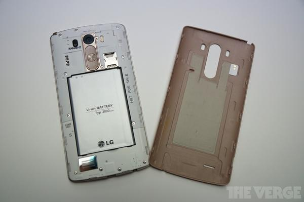 LG G3 正式推出,5.5 吋、解析度 2560 x 1440