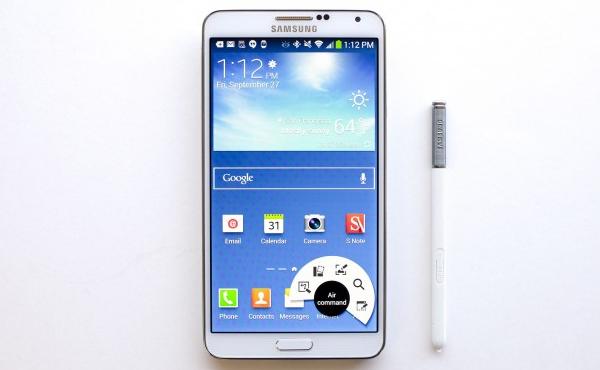 Galaxy Note 3公佈銷量: 速度打破上一代紀錄