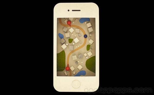比 iOS 6 更模仿實物的超炫現實 iOS 界面 [影片]