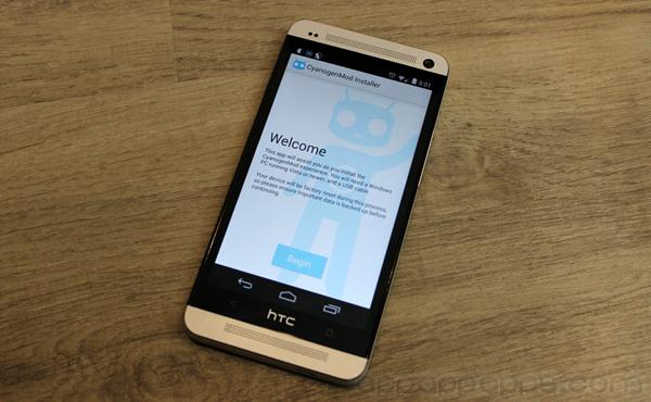 """最佳Android ROM – """"CyanogenMod""""官方App讓你一鍵超簡單安裝"""