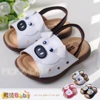 【魔法Baby】台灣製造百貨專櫃正品~小豬星星透氣輕便鞋~寶寶鞋~sh2426