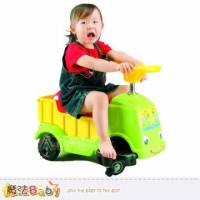 魔法Baby~安全玩具~卡車扭扭車~dca05