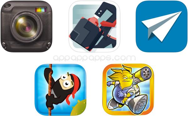 [4/12] iPhone / iPad 限時免費及減價 Apps 精選推介