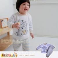 【魔法Baby】百貨專櫃正品加厚鋪棉套裝~男童裝~k30815