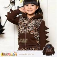 魔法Baby~DODOMO品牌~潮爆豹紋外套 上衣~男女童裝~k30976