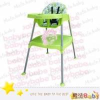 魔法Baby~多功能兒童餐桌椅-田園綠~兒童用品