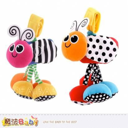 嬰幼兒玩具~寶寶的寵物-震動鳥~不挑色~魔法Baby~a80167