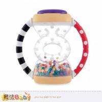 嬰幼兒玩具~珠珠沙漏搖鈴~玩具~魔法Baby~a80271