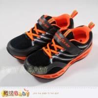 兒童慢跑鞋~大童輕盈透氣運動鞋~童鞋~魔法Baby~sa48203