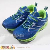 兒童慢跑鞋~大童輕盈透氣運動鞋~童鞋~魔法Baby~sa48206