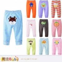 嬰兒家居長褲~寶寶薄款舒適長褲 五件一組,男.女生款 ~嬰兒服飾~魔法BABY~k33311