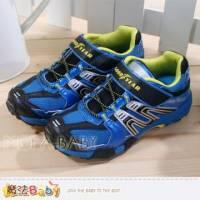 大童運動鞋~兒童慢跑鞋~魔法Baby~sa48006