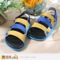 男童鞋~潮流透氣涼鞋~魔法Baby~sh3980