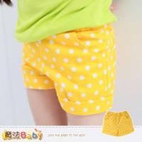 女童短褲~夏季熱褲~魔法Baby~k34844