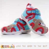 嬰幼兒鞋 寶寶嗶嗶鞋 學步鞋 魔法Baby sh4161