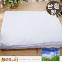 台灣製雙人防水保潔墊 床包式 5尺 魔法Baby~id57-011