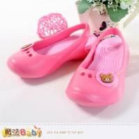 女童鞋 超美型水陸兩用輕便鞋 魔法Baby sh4413