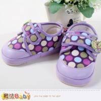 寶寶鞋 百貨專櫃正品嬰幼兒外出鞋 魔法Baby~sh4437