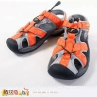女鞋 護趾戶外運動涼鞋 魔法Baby~sa42103