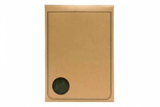 純粹的保護!星巴克 iPad mini 皮革保護套開箱分享