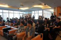 熱力四射的 Mozilla Taiwan 企業參訪活動花絮