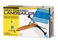 風動快艇Wind Powered Landsailer