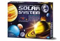 3D立體太陽系3D Solar System Model Making Kit