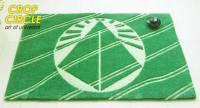 麥田圈地毯 神聖金字塔