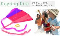 日本KeyringKite口袋摺疊風箏