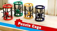 謎走星球益智籠Puzzle Cage 顏色隨機出貨