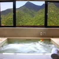 【烏來】雲頂溫泉行館-雙人景觀湯屋90分鐘使用券