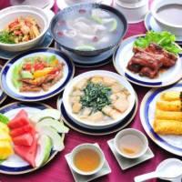 台北慶泰大飯店《金穗坊西餐廳》-雙人海陸半自助式午 晚套餐