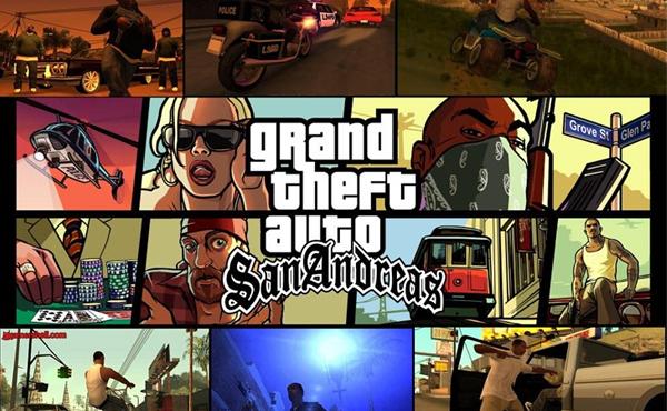 """經典最好玩GTA: """"GTA: San Andreas""""宣佈登陸iOS/Android [影片]"""