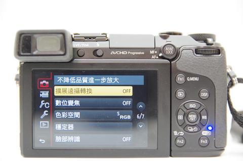 操作邏輯與機能的再次定義, Panasonic GX7 動手玩