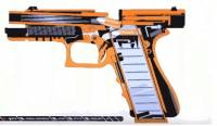 一圖完美解釋手槍如何擊發子彈的過程