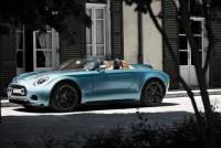 極致炫炮的電動車:Mini Cooper 「Mini Touring Superleggera」概念電動車