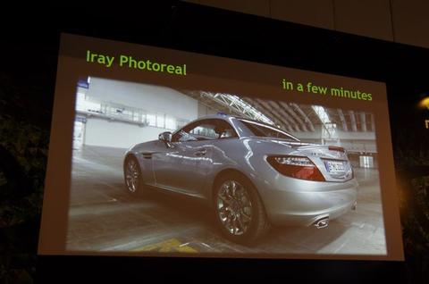 NVIDIA 光線追蹤技術讓及時 3D 影像幾乎可以假亂真