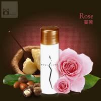 《MOMUS》乳木果花馥身體乳-薔薇-體驗瓶