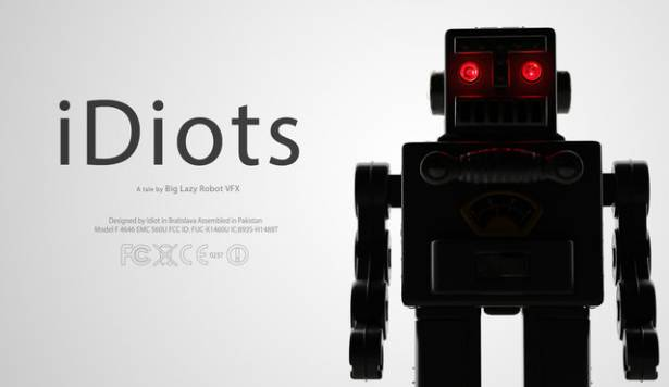 iDiots 你的幸福來自於被控制?