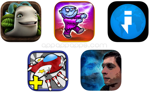 [22/11] iPhone / iPad 限時免費及減價 Apps 精選推介 (1)