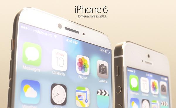 iPhone 6 螢幕尺寸或已定, iPhone 5c也會加大?