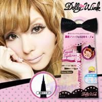 【KOJI】DollyWink超防水極細濃黑眼線液筆