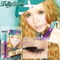 【KOJI】DollyWink濃密豔黑睫毛膏