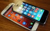 Apple有指紋掃瞄 但Samsung或將用另一個身體部位
