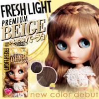 【FRESHLIGHT】富麗絲小布娃娃染髮劑 優雅棕