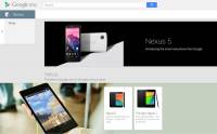 Google Play終於加入裝置直購: Nexus 5 7 同時登陸