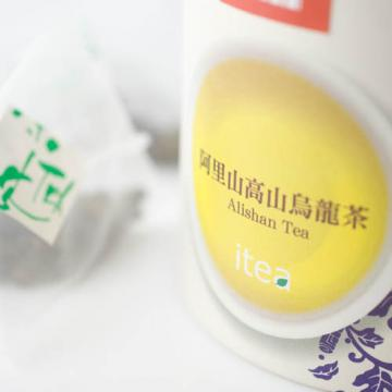 iTea阿里山高山烏龍-原片立體茶包