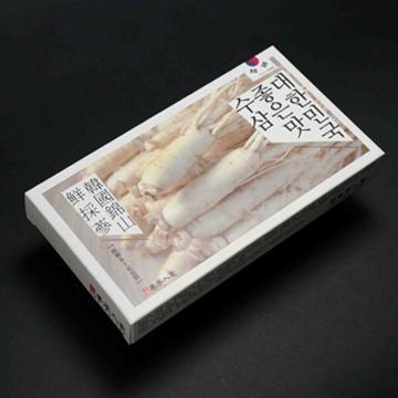 【養蔘人家】韓國鮮採蔘‧嘗鮮組 ﹝50克/盒,單盒入﹞