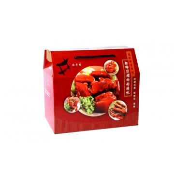 《西井村蜂蜜滷味》食尚禮盒(10包組)