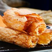 【快車肉乾】C5碳烤魷魚片 x 超值分享包